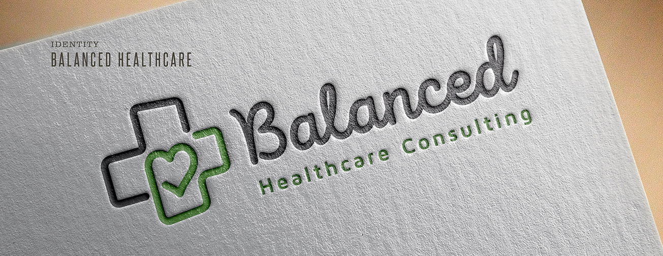 Balanced Healthcare | Logo for Healthcare Startup