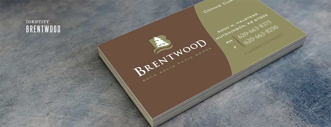 Brentwood | Print Products for Kansas Company