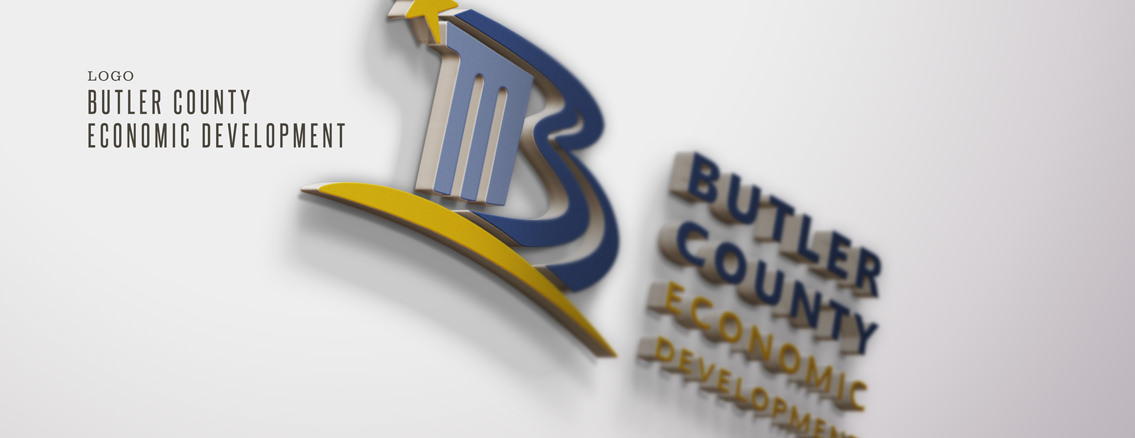Butler County Economic Development | Logo Design for Butler Business