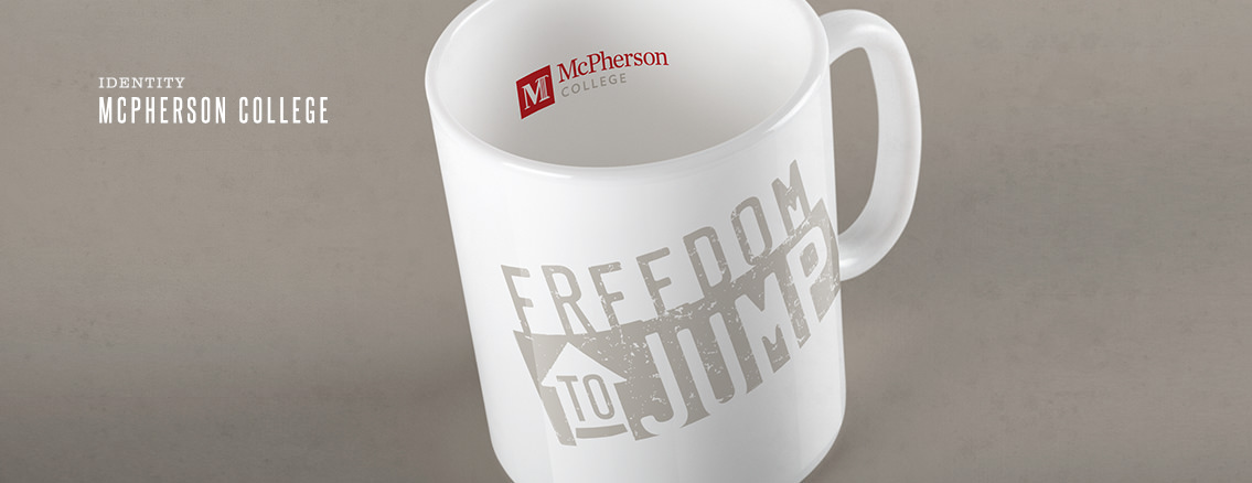 McPherson College | Smart Marketing Collateral for Kansas' McPherson College