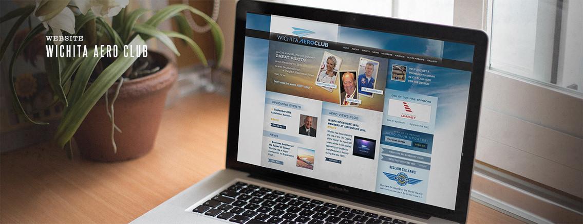 Wichita Aero Club | Content Creation for Corporations - WAC | Entermotion