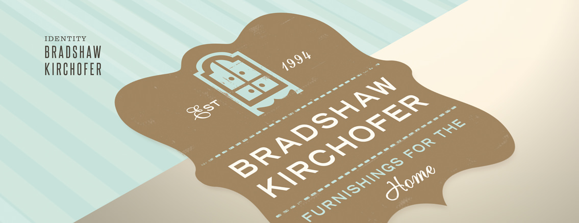Bradshaw Kirchofer | Beautiful Marketing Collateral for Bradshaw Kirchofer