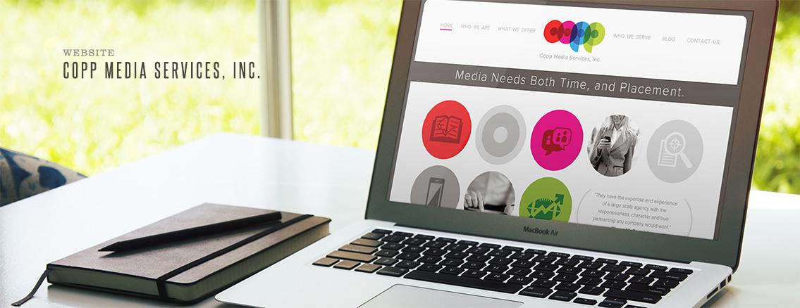 Copp Media Services   Logo Animation Design - Copp Media   Entermotion