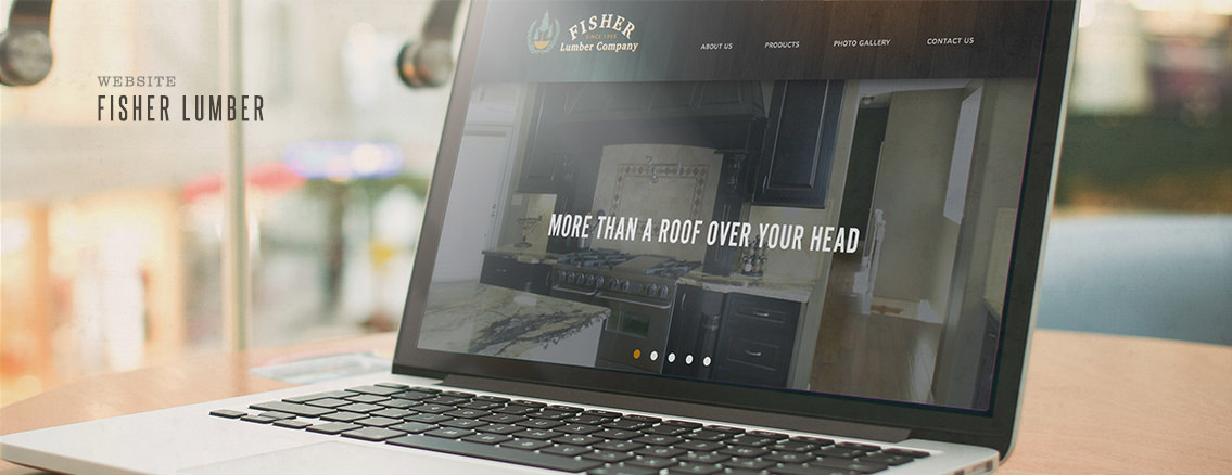 Fisher Lumber | Website Redesign - Fisher Lumber | Entermotion