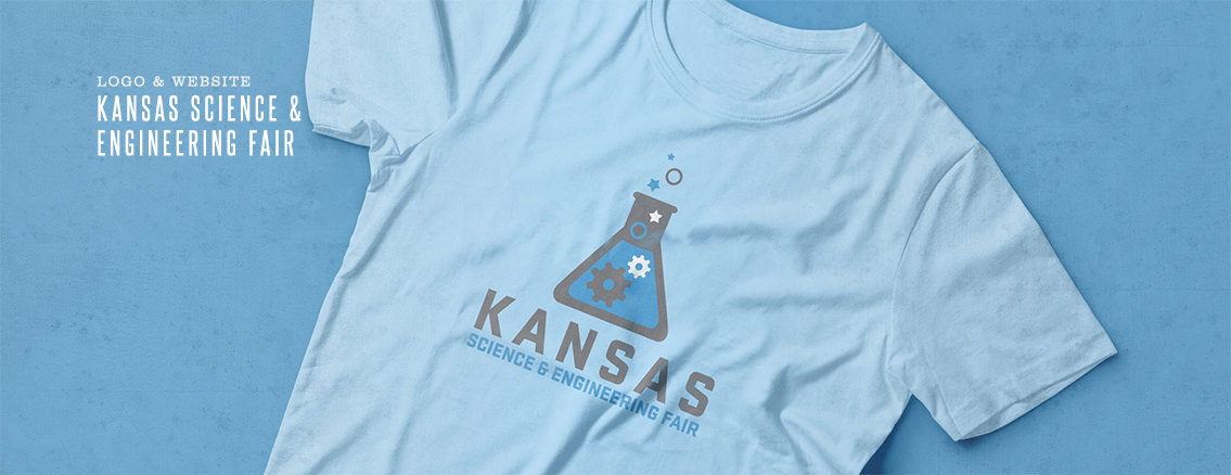 Kansas Science & Engineering Fair | Educational Website Design - KSEF | Entermotion