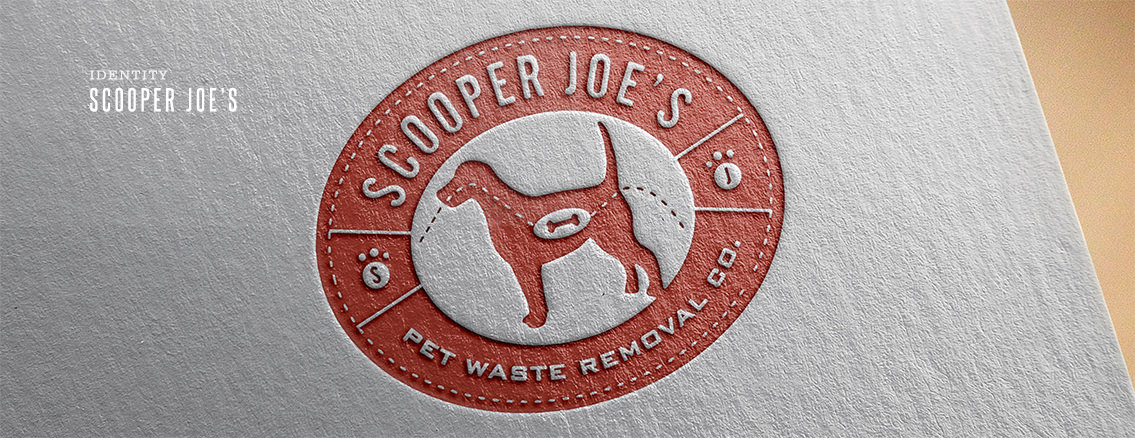 Scooper Joe's | Personalized Stationery Design - Scooper Joe's | Entermotion