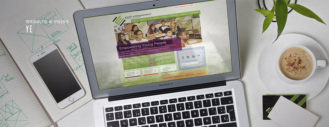 Youth Entrepreneurs   Brochure Design - Youth Entrepreneurs   Entermotion